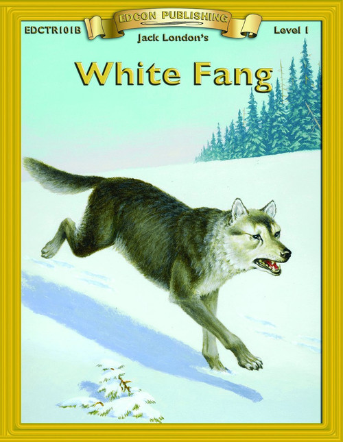 White Fang Activity/Comprehension Book