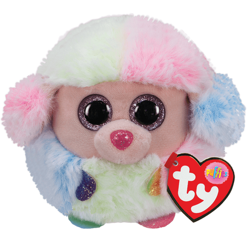 Rainbow Puffies