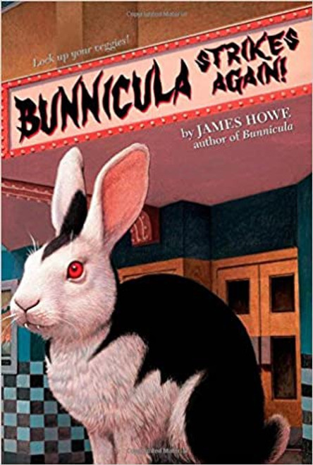 Bunnicula and Friends #6: Bunnicula Strikes Again