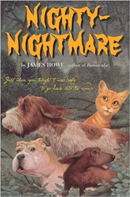 Bunnicula and Friends #6: Nighty-Nightmare