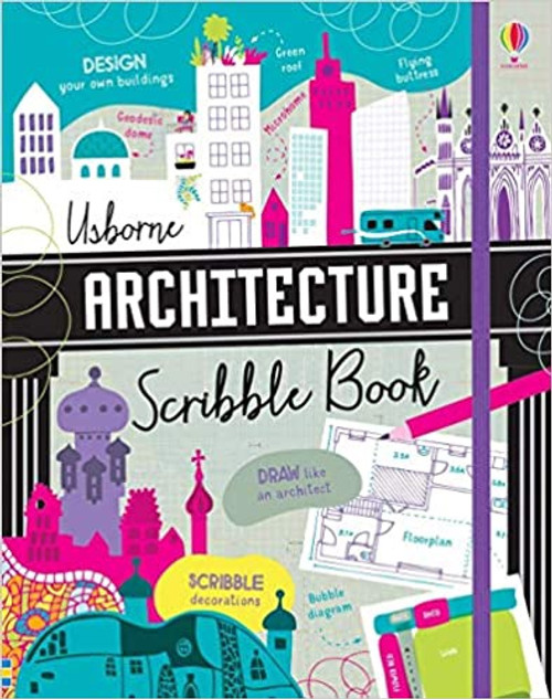 Architecture Scribble Book
