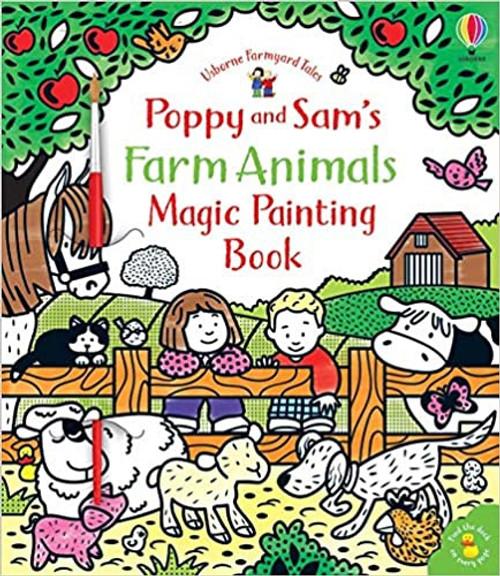 Poppy and Sam's Farm Animals