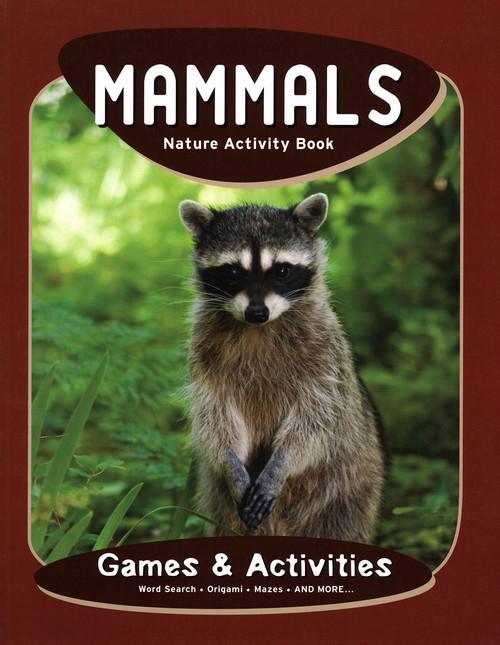 Mammals Nature Activity Book