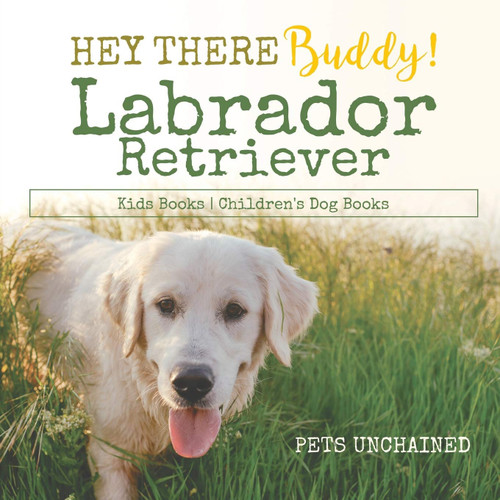 Hey There Buddy! Labrador Retriever
