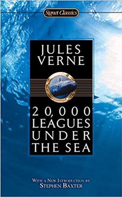 20,000 Leagues Under the Sea - Signet Classics