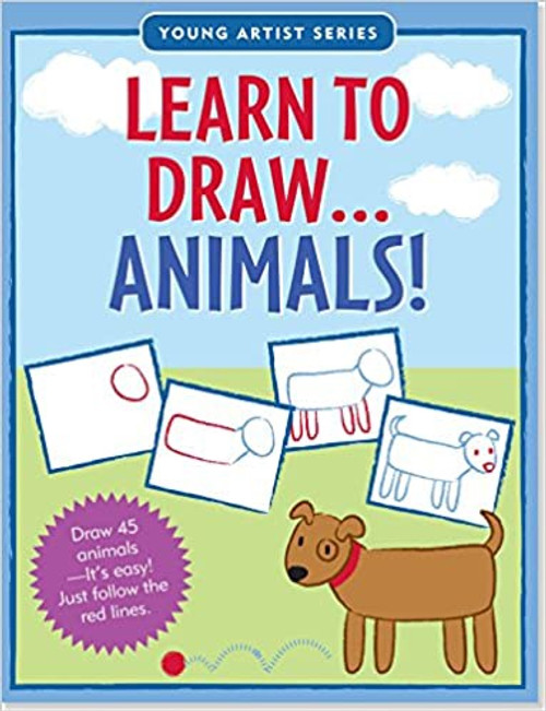 Learn to Draw Animals! Easy Step-by-Step Drawing Guide