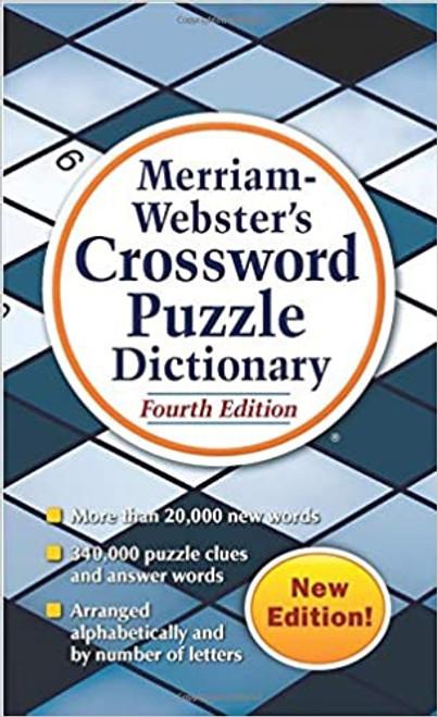 Crossword Puzzle Dictionary