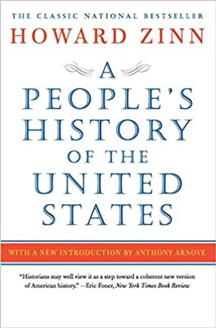 People's History of the United States, A - Harper Edition-