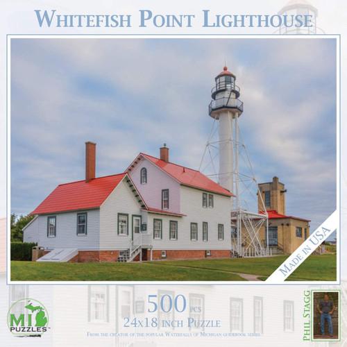 Whitefish Point Lighthouse PUZ 530