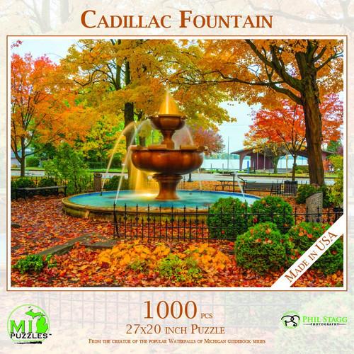 Cadillac Fountain PUZ 11