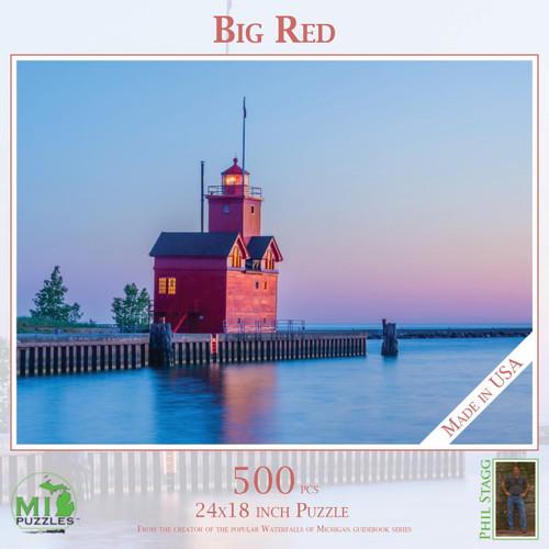 Big Red PUZ 521