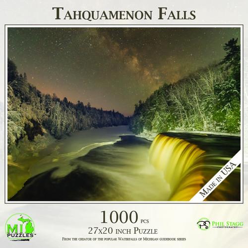 PUZ 23 Tahquamenon Falls
