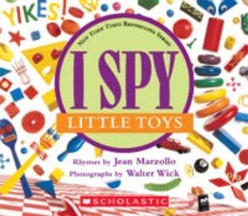 I Spy: Little Toys