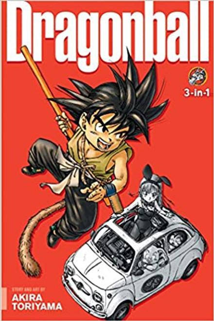 Dragonball 3-in-1 1 thru 3