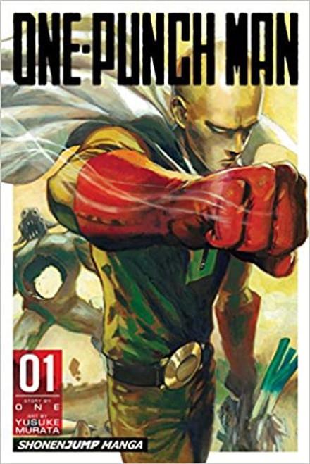 One Punch Man Volume 1