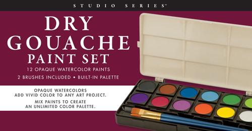 Studio Series Dry Gouache Paint Set