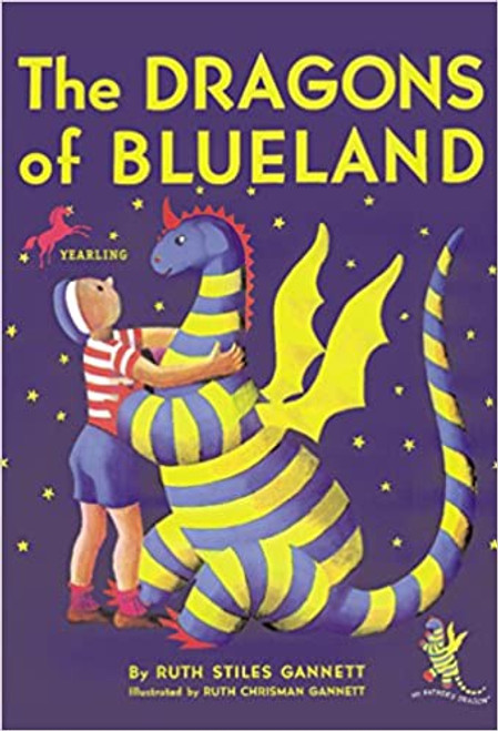 My Father's Dragon #3: Dragons of Blueland