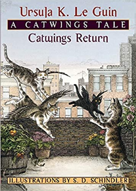 Catwings #2: Catwings Return