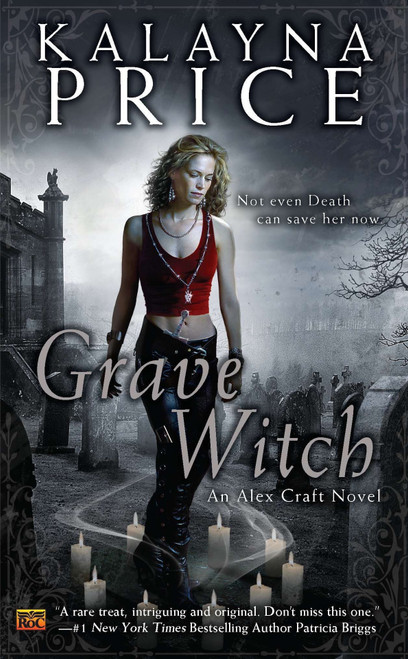 Alex Craft #1: Grave Witch