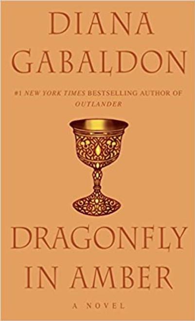 Outlander #2: Dragonfly In Amber