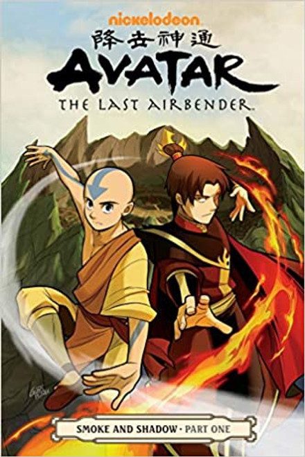 Avatar the Last Airbender: Smoke and Shadow Part 1