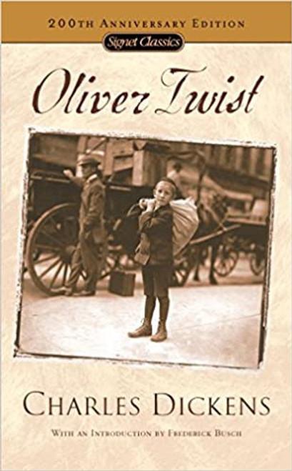 Oliver Twist- Mass Market Paperback