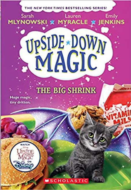 Upside-Down Magic #6: The Big Shrink
