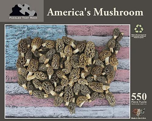America's Mushroom