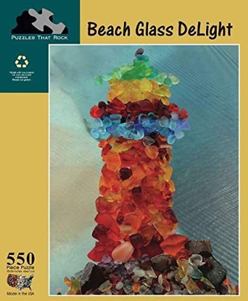 Beach Glass Delight