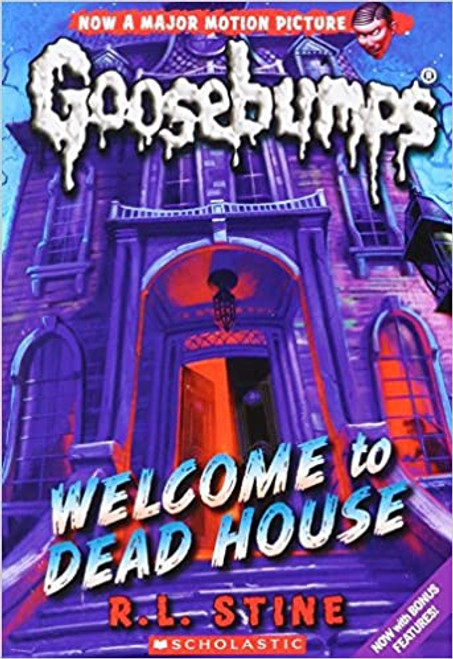 Goosebumps #13: Welcome to Dead House