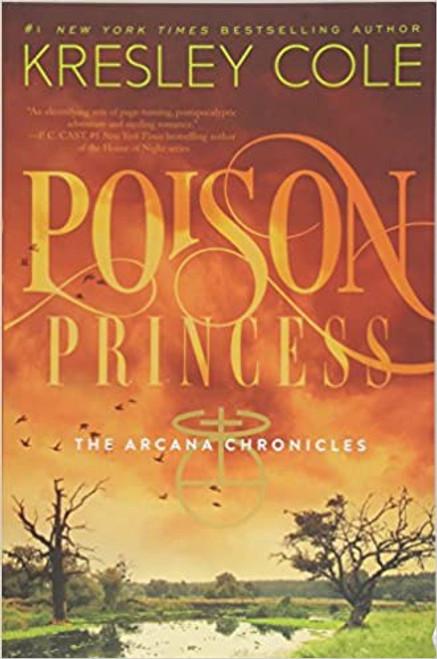 Arcana Chronicles #1: Poison Princess