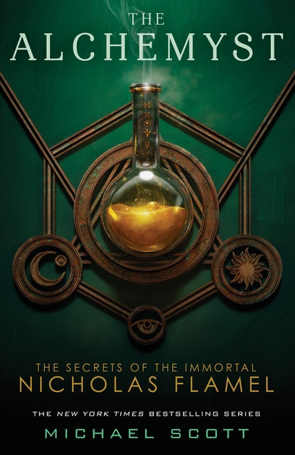 Alchemyst: The Secrets of the Immortal Nicholas Flamel