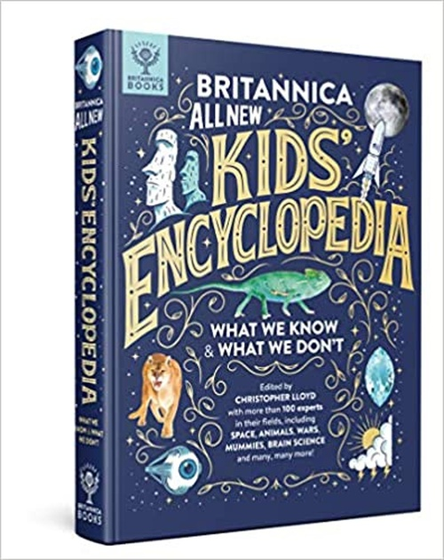 Britannica All New Kids' Encyclopedia