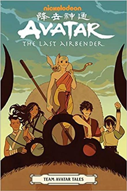 Avatar the Last Airbender: Team Avatar Tales