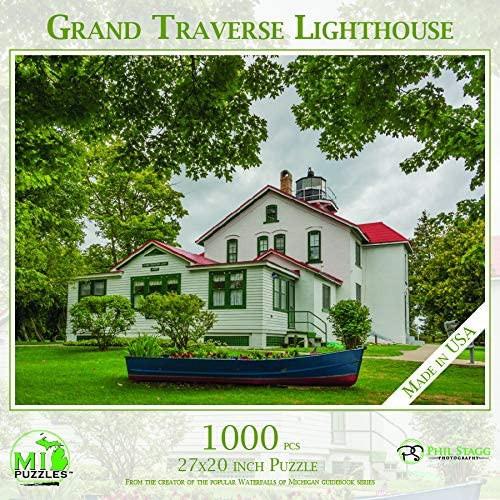 PUZ 16 Grand Traverse Lighthouse