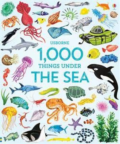 1,000 Things Under the Sea - Revised