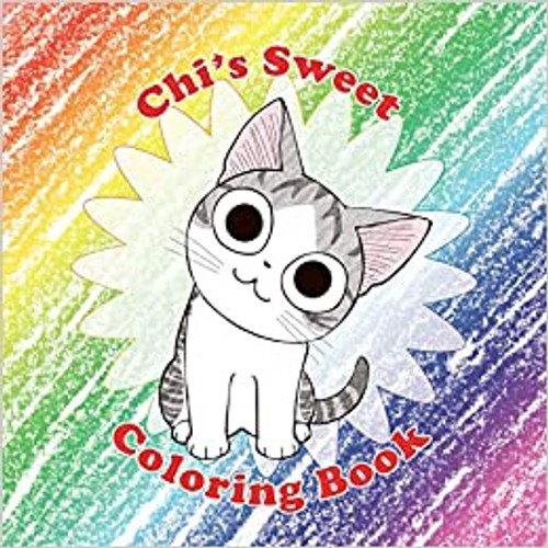 Chi's Sweet Home: Chi's Sweet Coloring Book