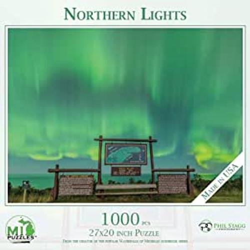 PUZ 04 Northern Lights