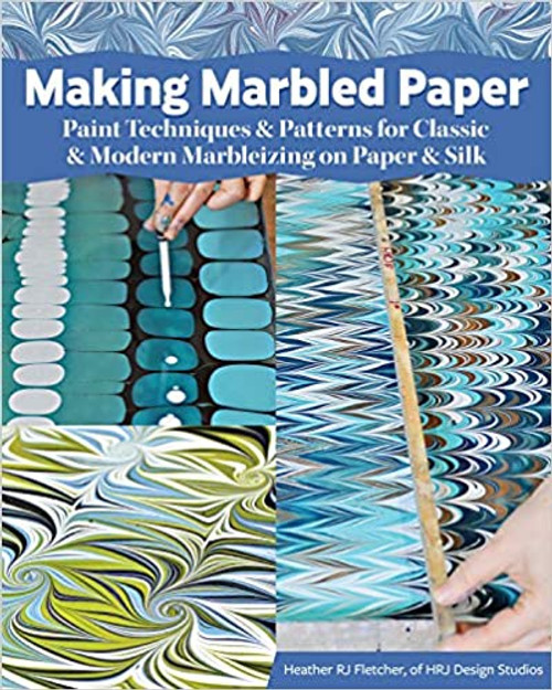 Making Marbled Paper