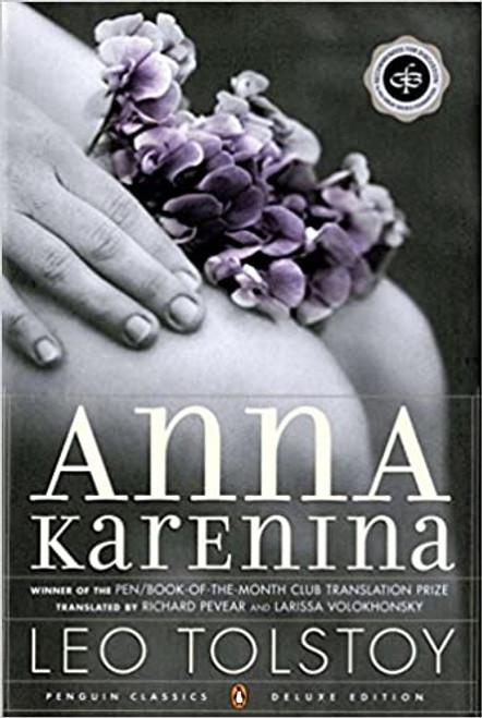 Anna Karenina - Penguin Deluxe Classics