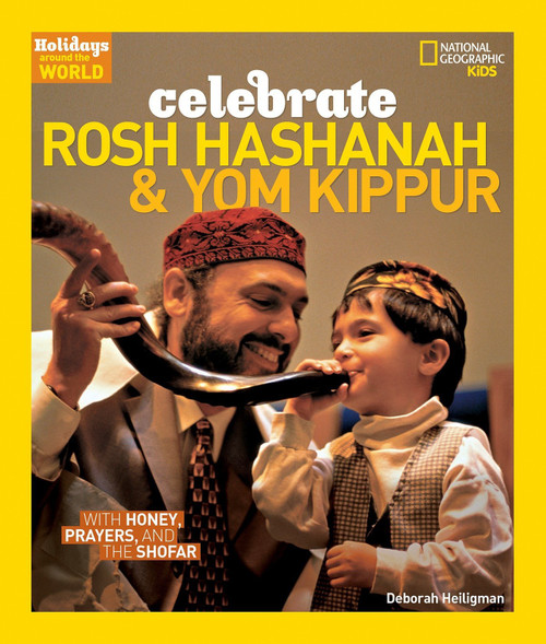 Holidays Around the World: Celebrate Rosh Hashanah & Yom Kippur