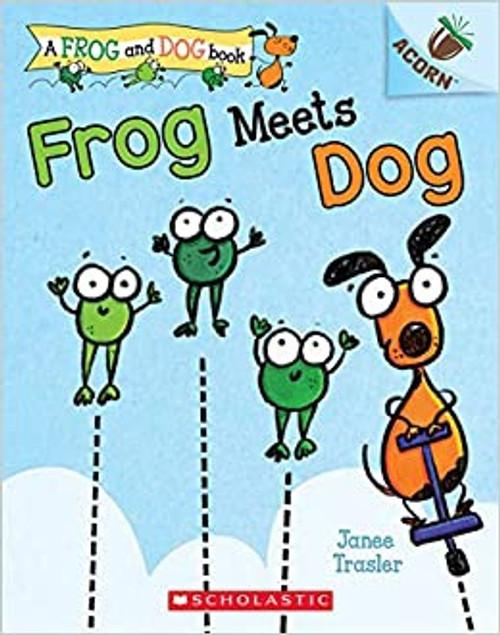 Frog and Dog #1: Frog Meets Dog