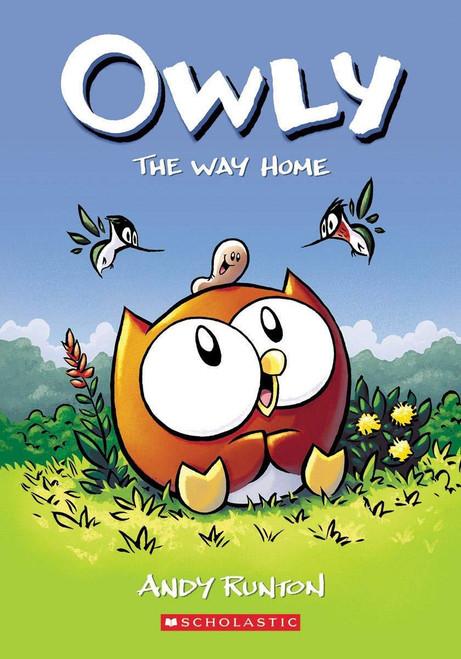 Owly #1: Way Home