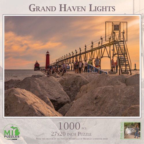 PUZ 1063 Grand Haven Lights