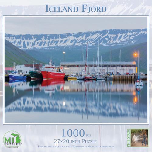 PUZ 1064 Iceland Fjord