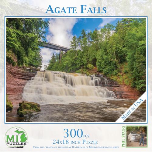 Agate Falls 300 pc Puzzle