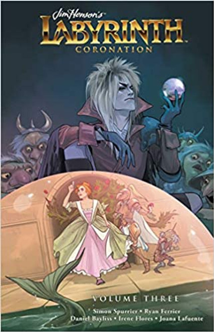 Labyrinth: Coronation Vol. 3