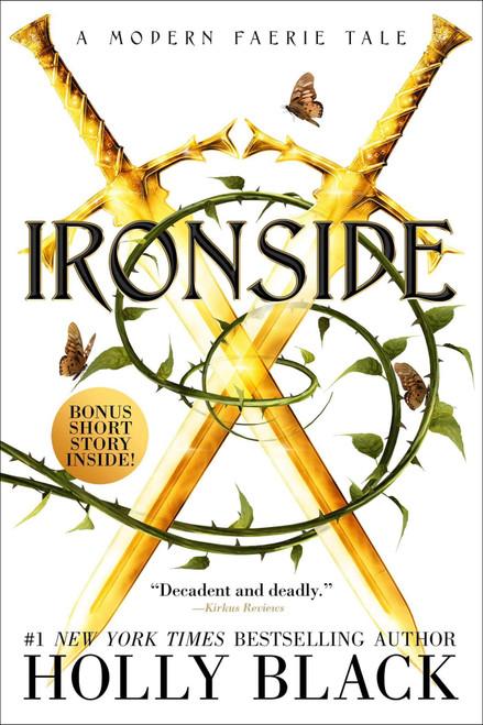 Ironside: A Modern Faerie Tale #2