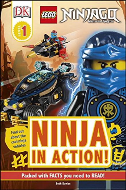 DK Readers: Level 1: Ninja in Action