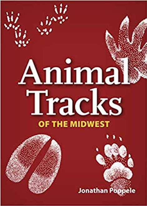Animal Tracks Midwest Playing Cards